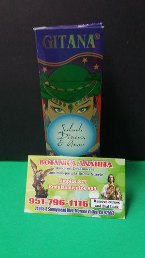 Perfume de la gitana for Sale in Moreno Valley, CA