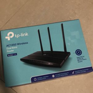 TP-Link AC1350 Wireless Dual Band WiFi Router (Archer C59) for Sale in Miami, FL