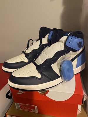 Jordan 1 Obsidian size 13 DS for Sale in Garfield Heights, OH