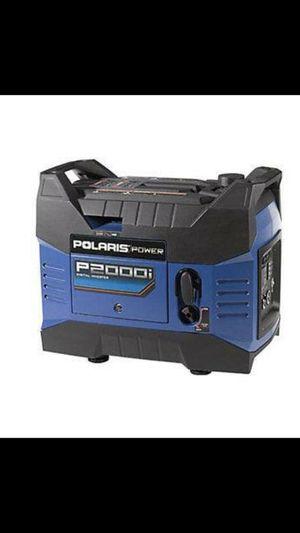 Polaris P2000I inverter generator for Sale in Maryville, TN