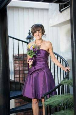 Plum Dress Size 0/1 for Sale in Caruthers, CA