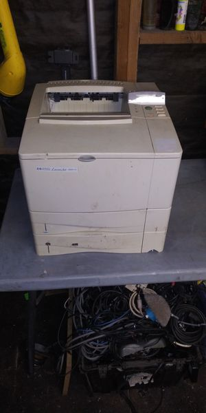 HP laserjet 4000tn for Sale in East Los Angeles, CA