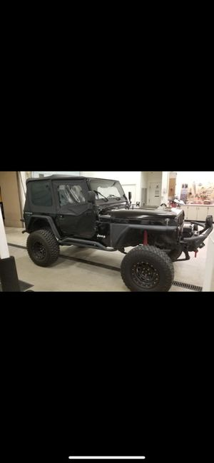 Jeep Wrangler for Sale in Oceanside, CA
