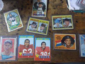 More Vin age football-baseball cards for Sale in Middleburg, FL