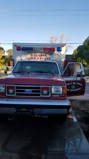 1991 FORD F450 SUPER DUTY for Sale in Mesa, AZ