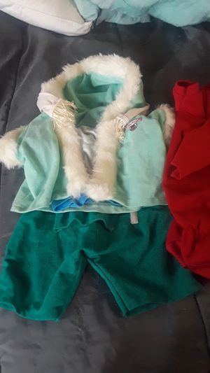 Teddy Ruxpin bear clothes lot of 5 for Sale in Vancouver, WA