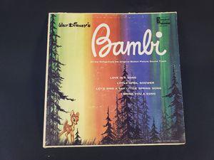 Disney Vinyl Records for Sale in Riverside, CA