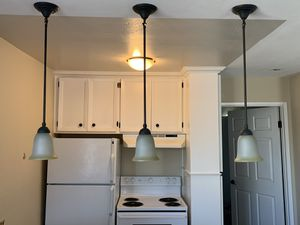 Pendant lights -3 oil rub bronze for Sale in Chula Vista, CA