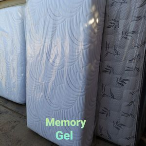 "12"" Twin Size Gel Memory Foam Mattress Brand New Mattresses 