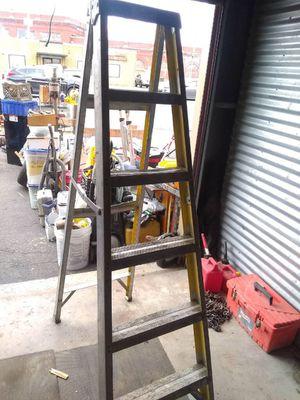 6ft fiber glass ladder for Sale in Boston, MA