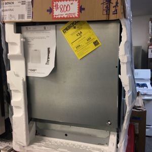 Brand New Bosh In Panel Ready Dishwasher Manufacturer Warranty for Sale in Laurel, MD
