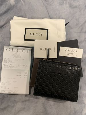 Authentic Gucci wallet for Sale in San Gabriel, CA