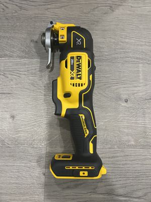 Dewalt brushless xr 3 speed oscillating multi tool only brand new for Sale in Moreno Valley, CA