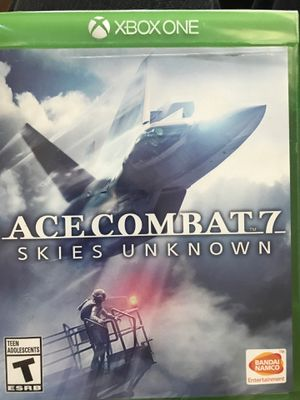 Ace Combat 7 Skies Unkown for Sale in Ventura, CA