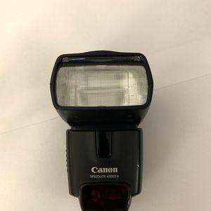 Canon 430 EX II Soeedlight for Sale in Irvine, CA