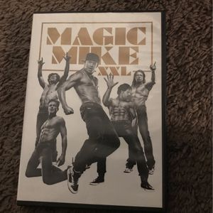Magic Mike Xxl DVD for Sale in Escondido, CA