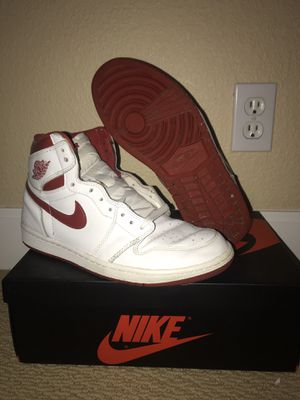"Jordan Retro 1 ""Metallic Red"" size 10.5 for Sale in Hayward, CA"
