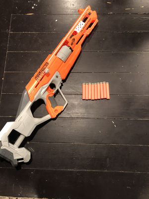 Nerf Accustrike Alphahawk for Sale in Chicago, IL