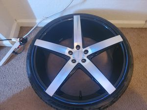20 inch wheels / rims for Sale in Kissimmee, FL