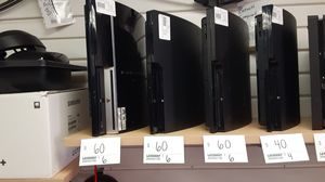 PS3 system for Sale in Dallas, TX