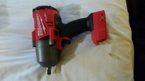 Milwaukee fuel impact wrench for Sale in Orlando, FL
