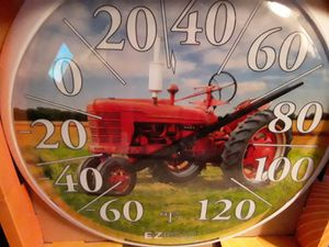 """Tractor"" Thermometer (indoor/outdoor) NEW for Sale in York, PA"