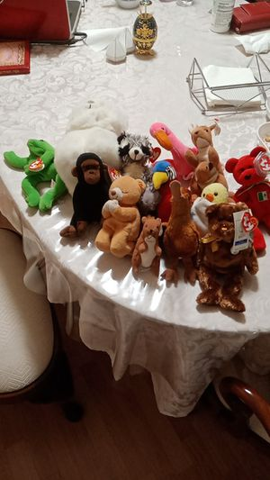 BEANIE BABY COLLECTABLE for Sale in Phoenix, AZ