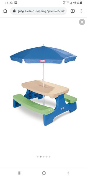Little tikes table for Sale in Vancouver, WA