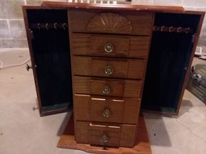 Jewelry Armoire for Sale in Mechanicsburg, PA