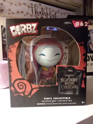 New Nightmare Before Christmas Sally for Sale in Brick Township, NJ