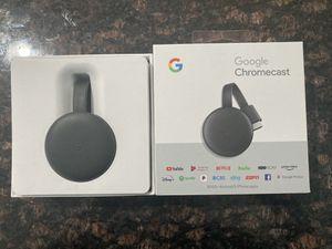 Google Chromecast (newest model) for Sale in San Diego, CA