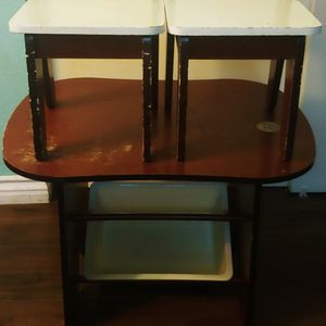 Free Kids Desk and Two Chairs for Sale in Chino Hills, CA