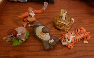 Disney Jungle Book figures for Sale in Los Angeles, CA
