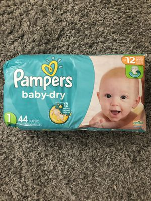 Pampers Diapers for Sale in Lynnwood, WA