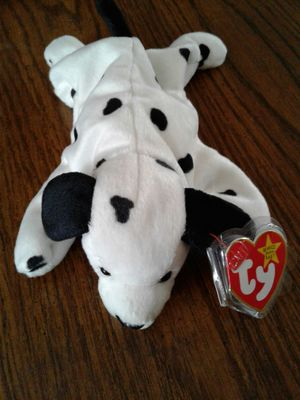 """1996 TY Beanie Babies """" Dotty """" for Sale in Tollhouse, CA"""