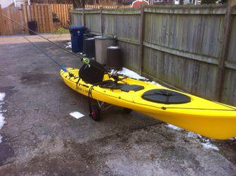 Ocean Kayak Trident 15 for Sale in Alexandria,  VA