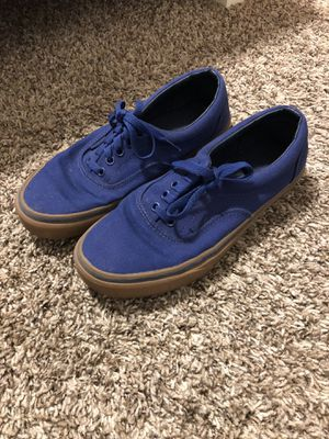 Size 8 men's vans for Sale in San Diego, CA