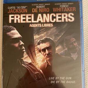 New freelancers blu ray disc for Sale in Fife, WA