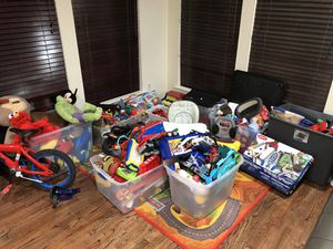 Kids toys !! Moving sale for Sale in Houston, TX