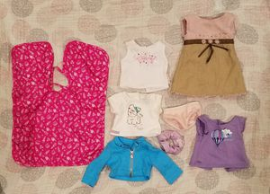 American Girl doll clothes for Sale in Poway, CA