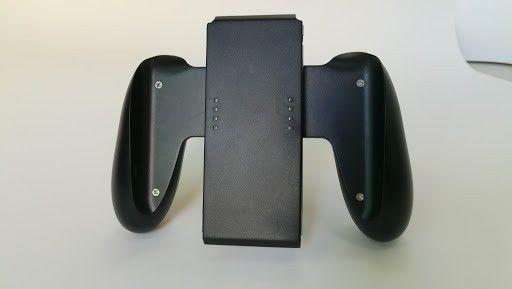 JoyCon Comfort Grips Black for Nintendo Switch Joycon
