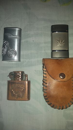 Zippo & Butane style lighters for Sale in Covington, KY