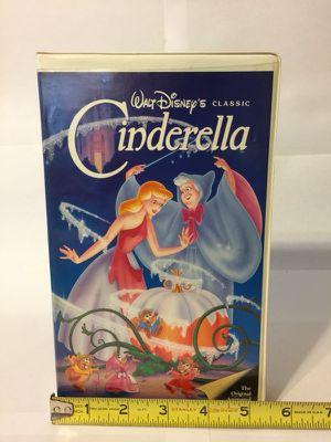 Black Diamond VHS Cinderella for Sale in Acampo, CA