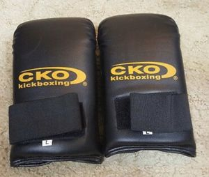 CKO boxing gloves size large for Sale in Secaucus, NJ