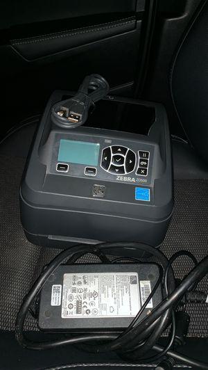 Zebra zd500 thermal printer for Sale in Oakland, CA