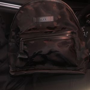 Michael Kors Black Army Backpack for Sale in Frisco, TX