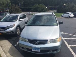 Honda Odyssey 03! Great Minivan for Sale in Manchester, CT