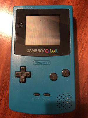 Gameboy Color Teal for Sale in Chicago, IL