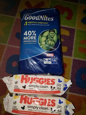 Huggies, goodnights for Sale in Las Vegas, NV