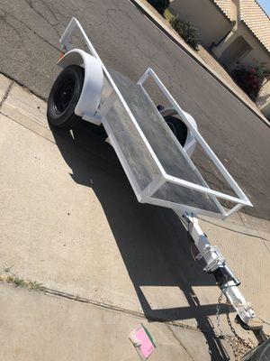 8 x 4 1/2 Trailer - Excellent condition for Sale in Avondale, AZ